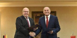 Συμφωνία συνεργασίας Μαυροβουνίου- Γερμανίας