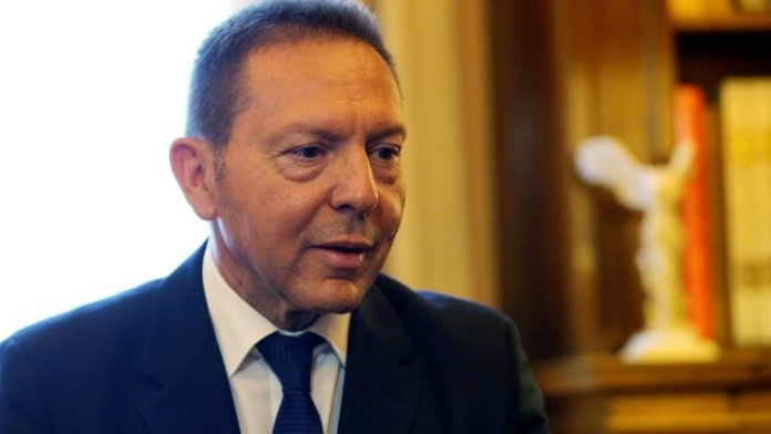 Συνάντηση Στουρνάρα - Κόλλια για την υποβολή των οικονομικών καταστάσεων στην Τράπεζα της Ελλάδος