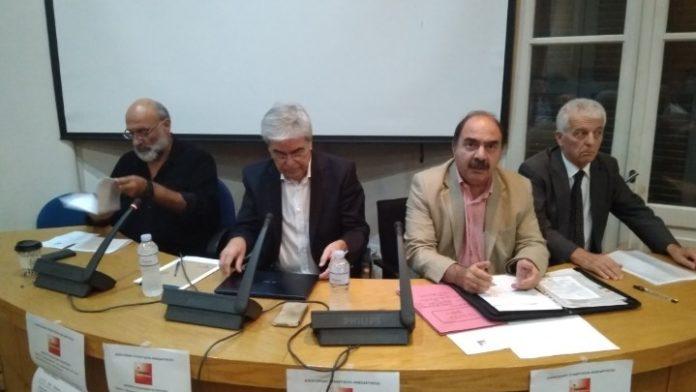 Συζήτηση για τα εργασιακά και τον συνδικαλισμό σε εκδήλωση παράταξης του δικηγορικού συλλόγου Θεσσαλονίκης
