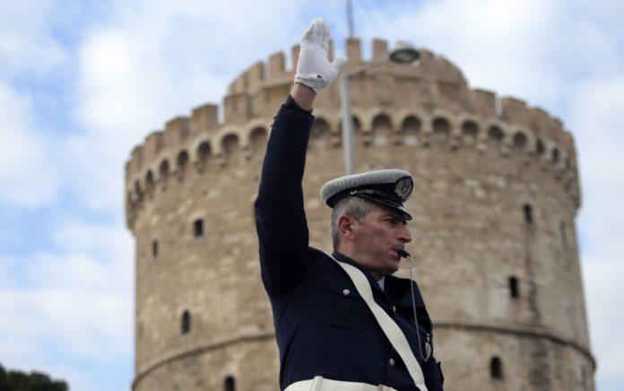 Θεσσαλονίκη: Επί ποδός η Τροχαία λόγω τριημέρου