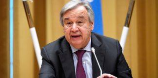 Το ασταμάτητο κίνημα κατά της κλιματικής αλλαγής - Άρθρο του ΓΓ του ΟΗΕ, Α. Γκουτέρες (Αποκλειστικά στο ΑΠΕ-ΜΠΕ στην ελληνική γλώσσα)