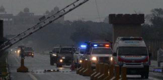 Τουλάχιστον 10 νεκροί από πυρκαγιά σε τρένο στο Πακιστάν