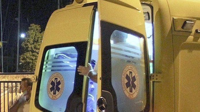 Τροχαίο δυστύχημα με δύο νεκρούς έξω από το χωριό Αρετή στον δήμο Λαγκαδά
