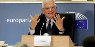 Ζοζέπ Μπορέλ: Η ΕE πρέπει να μάθει «τη γλώσσα της δύναμης»