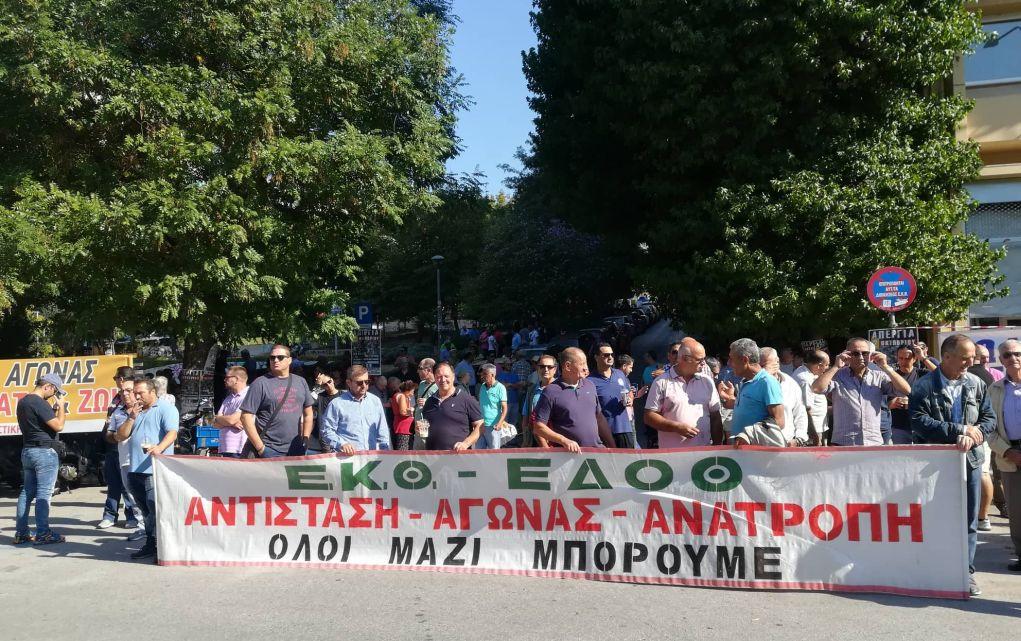 Θεσσαλονίκη: Μπαράζ κινητοποιήσεων