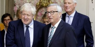 Brexit : Ήρθαν σε συμφωνία Τζόνσον - Γιούνκερ
