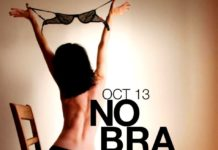 No bra day: Παγκόσμια ημέρα χωρίς σουτιέν για καλό σκοπό