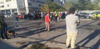Θεσσαλονίκη: Σοβαρό τροχαίο στη Μοναστηρίου με έναν τραυματία (pics)