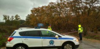 Διακοπή κυκλοφορίας σε δύο επαρχιακούς δρόμους της Χαλκιδικής λόγω κακοκαιρίας