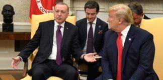"""Ο Τραμπ υποδέχθηκε τον Ερντογάν και επιμένει στην παλιά """"φιλία"""" τους"""