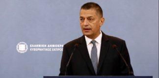 Α. Στεφανής Η Ελλάδα αλλάζει σελίδα στην διαχείριση του προσφυγικού