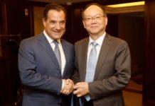 Αδ. Γεωργιάδης:Να κάνουμε την Κίνα σύμμαχό μας στην κλωστοϋφαντουργία