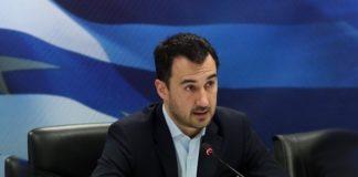 Αλ. Χαρίτσης: Το νομοσχέδιο για τη ΔΕΗ είναι εις βάρος του δημοσίου συμφέροντος