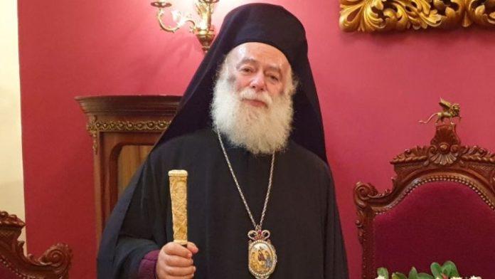 Ας είναι παρηγοριά για τον 21ο αιώνα» ευχήθηκε ο Πατριάρχης Αλεξανδρείας για τον Άγιο Νεκτάριο