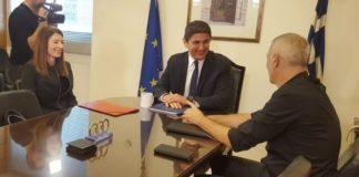 Αυγενάκης: «Στόχος μας να εξυγιάνουμε το ελληνικό ποδόσφαιρο και συνολικά τον αθλητισμό»