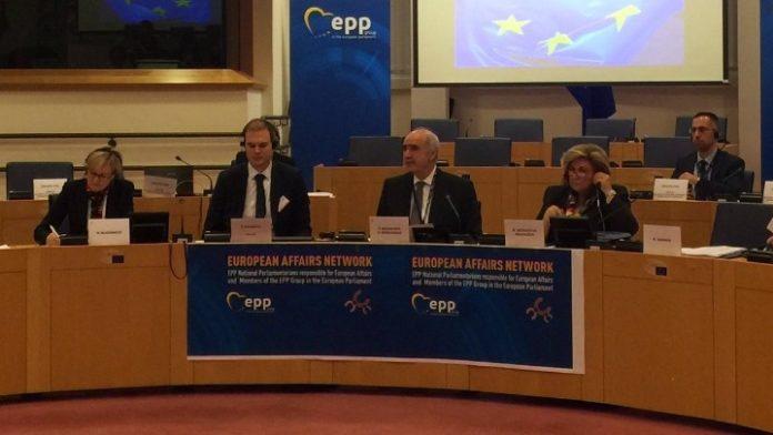 Β. Μεϊμαράκης: Ενώνουμε τις δυνάμεις μας ώστε η Ευρώπη να επιδρά θετικά στη ζωή των συμπολιτών μας