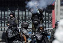 Βολιβία: Νέα επεισόδια στη Λα Πας, το Κογκρέσο συζητά νέες εκλογές