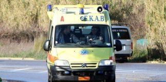 Χίος: Τροχαίο δυστύχημα με θύμα ένα κοριτσάκι 2 ετών