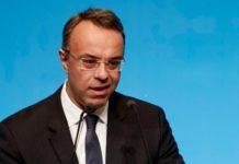 Διάλογο με τον επιχειρηματικό κόσμο για ελαφρύνσεις στο μη μισθολογικό κόστος πρότεινε ο Χρ. Σταϊκούρας από το ΕΒΕΑ