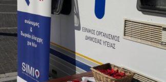 ΕΟΔΥ: Δράσεις ενημέρωσης και εξέτασης για τον HIV