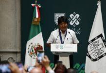 Έβο Μοράλες:  Εξακολουθώ ακόμη να είμαι ο Πρόεδρος της Βολιβίας
