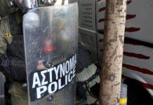 Πεδίο μάχης η ΑΣΟΕΕ: Πέτρες, χημικά, προσαγωγές