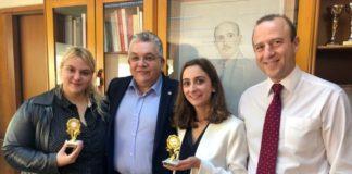 Φοιτητική ομάδα του ΑΠΘ στην πρώτη θέση σε διεθνή διαγωνισμό διαπραγματεύεσεων