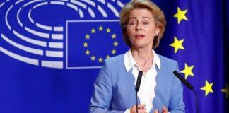 Φον ντερ Λάιεν: Η Ατλαντική συμμαχία και η Ευρωπαϊκή Ένωση «αλληλοσυμπληρώνονται»