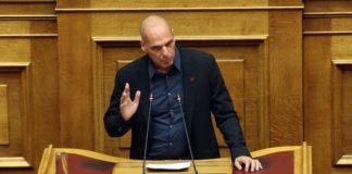 Γ. Βαρουφάκης: Θέλουμε ένα Σύνταγμα σύντομο, κρυστάλλινο, δημοκρατικό και ρεαλιστικό