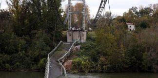 Γαλλία: Δύο νεκροί από την κατάρρευση γέφυρας στον ποταμό Ταρν