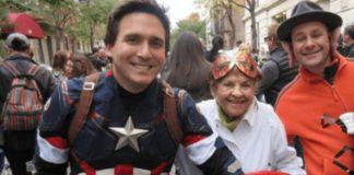Η Marvel ζήτησε από τοπικό σύμβουλο να μην ντύνεται Captain America
