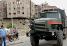 Η Ρωσία κατασκευάζει βάση ελικοπτέρων στη βορειοανατολική Συρία