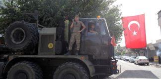 Η Τουρκία διαβεβαίωσε τη Μόσχα ότι δεν σχεδιάζει νέα στρατιωτική επιχείρηση στη Συρία