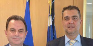Η αναβάθμιση των ΚΕΠ στο επίκεντρο της συνάντησης του Γ. Γεωργαντά με την ηγεσία του Εθνικού Κέντρου Δημόσιας Διοίκησης και Αυτοδιοίκησης