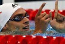 ISL:Πανελλήνιο ρεκόρ ο Βαζαίος στα 50μ. ύπτιο