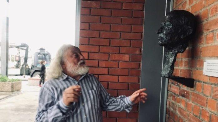 Ικανοποιημένος για την αξιοποίηση της δωρεάς του δηλώνει ο Ρώσος γλύπτης Γκριγκόρι Ποτότσκι