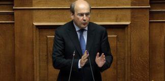 Κ. Χατζηδάκης: Η ΛΑΡΚΟ είναι εκτός ελέγχου - Θα αγωνιστούμε να βρούμε μια λύση
