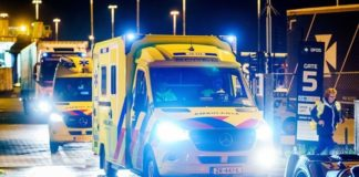 Καλά στην υγεία τους οι 25 μετανάστες που βρέθηκαν μέσα σε ψυχόμενο εμπορευματοκιβώτιο με προορισμό τη Βρετανία
