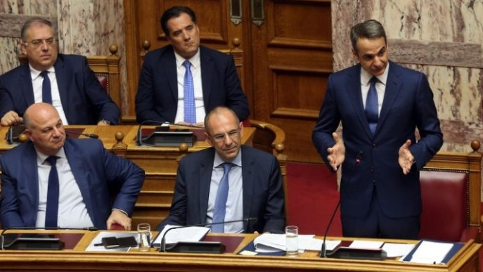 Κυρ. Μητσοτάκης: H Ελλάδα δεν είναι ξέφραγο αμπέλι. Τα σύνορά μας φυλάσσονται και θα φυλάσσονται