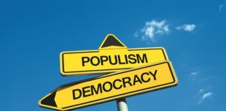 X. Μανταρτζίδης/Ο λαϊκισμός στην πολιτική σκηνή της μεταπολίτευσης