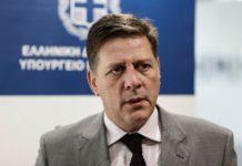 Μ. Βαρβιτσιώτης: Ο Δ. Αβραμόπουλος μας προστάτευσε να μη βγει η χώρα από τη Σένγκεν
