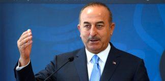 Μ. Τσαβούσογλου: Η Τουρκία θα επαναλάβει τις επιχειρήσεις στη Συρία, εάν η περιοχή δεν εκκαθαριστεί από τους Κούρδους μαχητές
