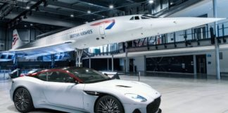 Μόνο 10 μονάδες θα παραχθούν από την Aston Martin DBS Superleggera Concorde Edition