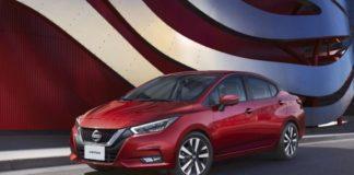 Ντεμπούτο για το νέο Nissan Versa στη Λατινική Αμερική
