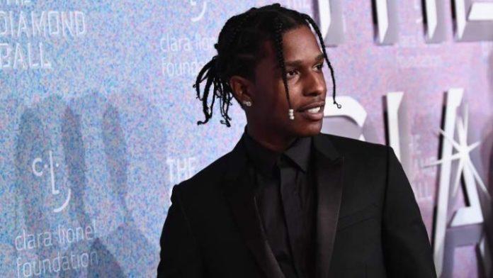 Ο A$AP Rocky σχεδίασε φόρμες για φυλακισμένους στη Σουηδία