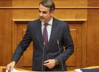 Ο Κυρ. Μητσοτάκης στην Ώρα του πρωθυπουργού θα απαντήσει στις ερωτήσεις Τσίπρα-Γεννηματά