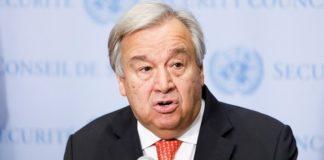 Ο γγ του ΟΗΕ στέλνει ειδικό επιτετραμμένο στη Βολιβία