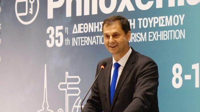 Ο υπουργός Τουρισμόύ Χ.Θεοχάρης εγκαινίασε την 35η Philoxenia και τη Hotelia