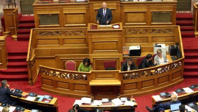 Οι τοποθετήσεις των εισηγητών κατά τη συζήτηση του ν/σ με τις αλλαγές στον Ποινικό Κώδικα