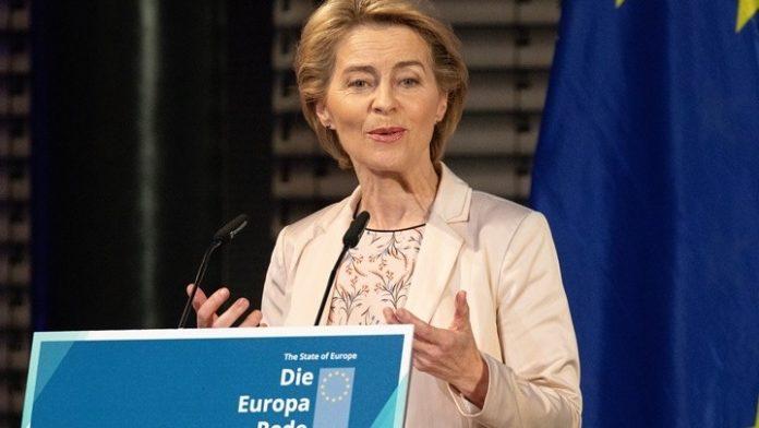 Ούρσουλα φον ντερ Λάιεν: Προς όφελος της ίδιας της ΕΕ η ενταξιακή προοπτική των δυτικών Βαλκανίων